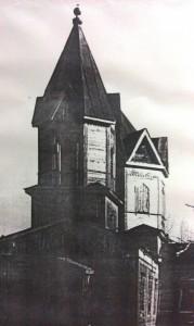 храм Крепостной