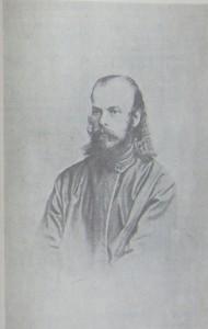 Священник Е.П. Тимофеевский. Фото 1870-х гг.