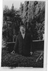 Сын атамана Василий Антонович Крысин. Фотография. 1959 г.