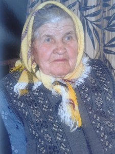 Вера Ивановна Паринова (Овсянникова)